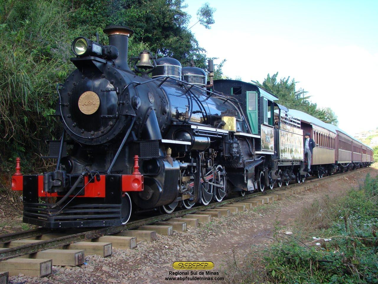 Resultado de imagem para Trem da Serra da Mantiqueira