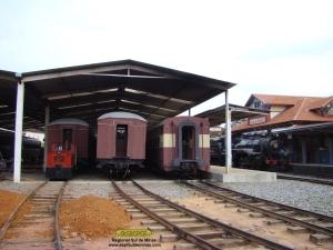 Depósito e estação