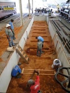 Preparando as fundações