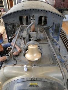 Removendo componentes e revestimento