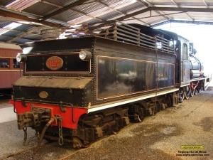Tender da locomotiva 327