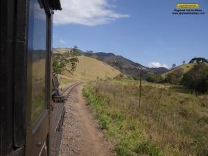 Todos a bordo é ir em direção a Serra da Mantiqueira