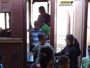 Continuando com o desembarque em Passa Quatro