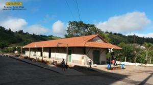 Novo telhado e novo revestimento das paredes já concluídos